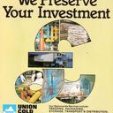 union cold storage ad